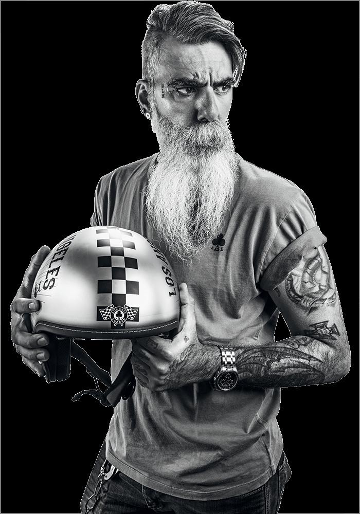 BikeXperts Crew-Member: Huevo Cimato (@huevocimato)